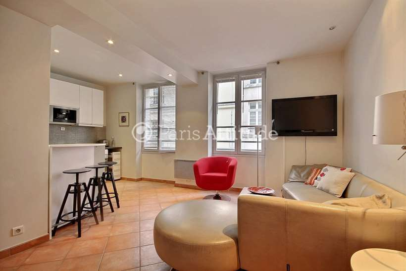 Rent furnished Apartment 1 Bedroom 41m² rue de Braque, 75003 Paris