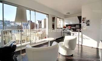 Location Appartement Studio 29m² rue des Alouettes, 19 Paris