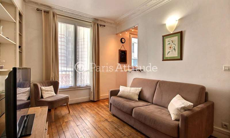 Rent Apartment 1 Bedroom 38m² rue du Château, 14 Paris