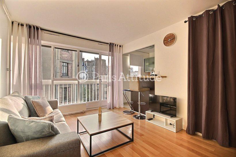 Aluguel Apartamento mobiliado Quitinete 28m² rue Broca, 75005 Paris