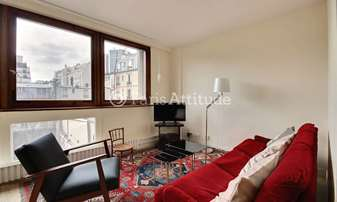 Rent Apartment 2 Bedrooms 70m² boulevard Edgar Quinet, 14 Paris
