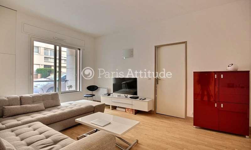 Location Appartement 1 Chambre 48m² rue Marius Aufan, 92300 Levallois Perret