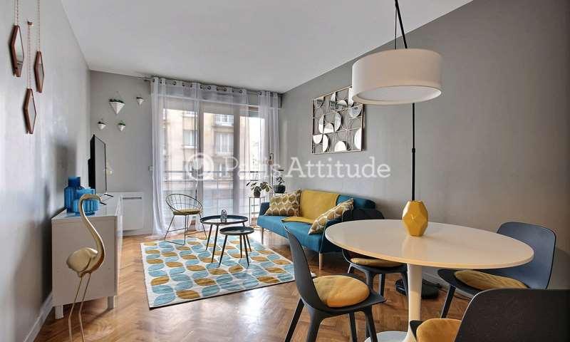 Rent Apartment 2 Bedroom 67m² rue de la Croix Nivert, 75015 Paris
