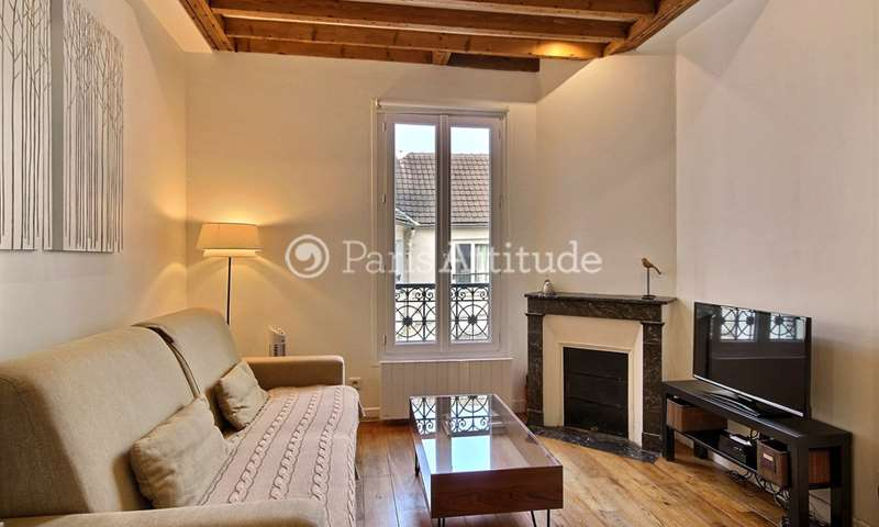 Rent Duplex 1 Bedroom 33m² rue Saint Andre des Arts, 6 Paris