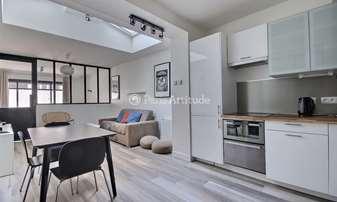 Rent Apartment 1 Bedroom 66m² rue du Volga, 20 Paris