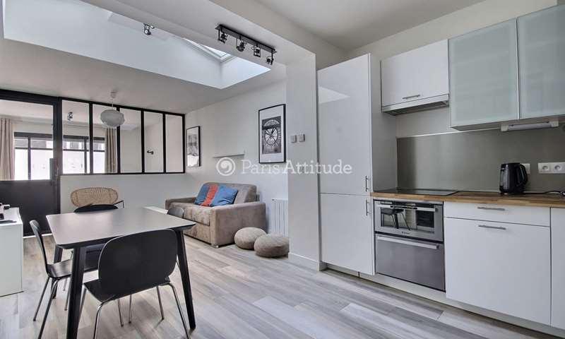 Aluguel Apartamento 1 quarto 66m² rue du Volga, 20 Paris