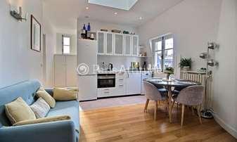 Location Appartement 2 Chambres 43m² rue Davioud, 16 Paris