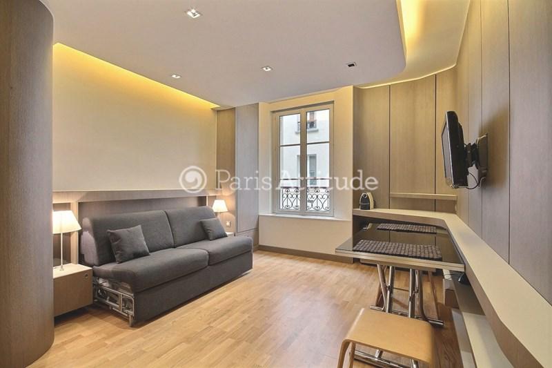 Rent Apartment Studio 18m² avenue des Gobelins, 75013 Paris