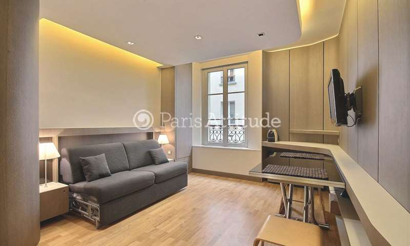 Rent Apartment Studio 18m² avenue des Gobelins, 75013 Paris