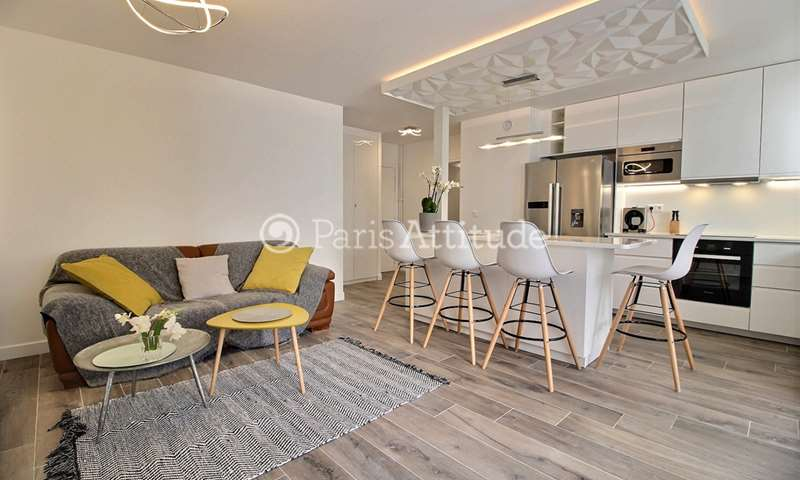 Rent Apartment 2 Bedroom 64m² rue Censier, 75005 Paris