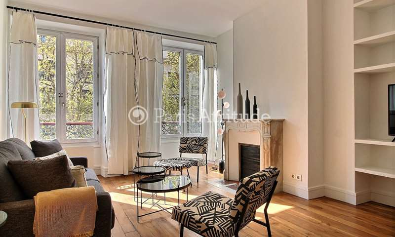 Rent Apartment 1 Bedroom 50m² avenue Percier, 8 Paris