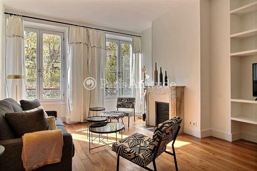Louer Appartement meublé 1 Chambre 50m² avenue Percier, 75008 Paris