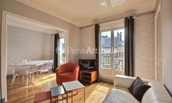 Rent Apartment 1 Bedroom 51m² rue Ordener, 18 Paris