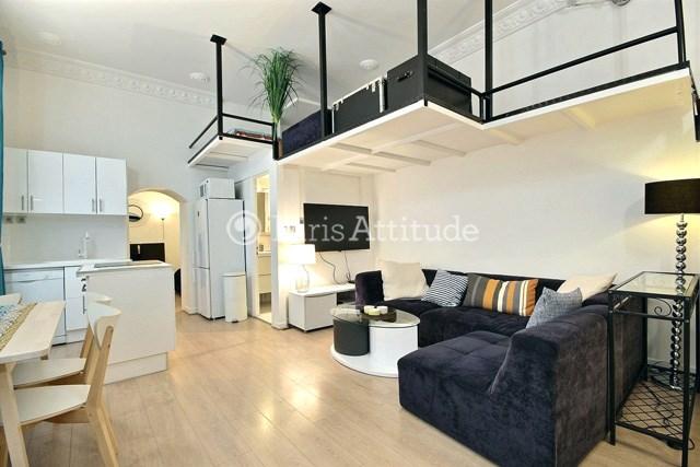 Location Appartement 1 Chambre 41m² rue Washington, 75008 Paris
