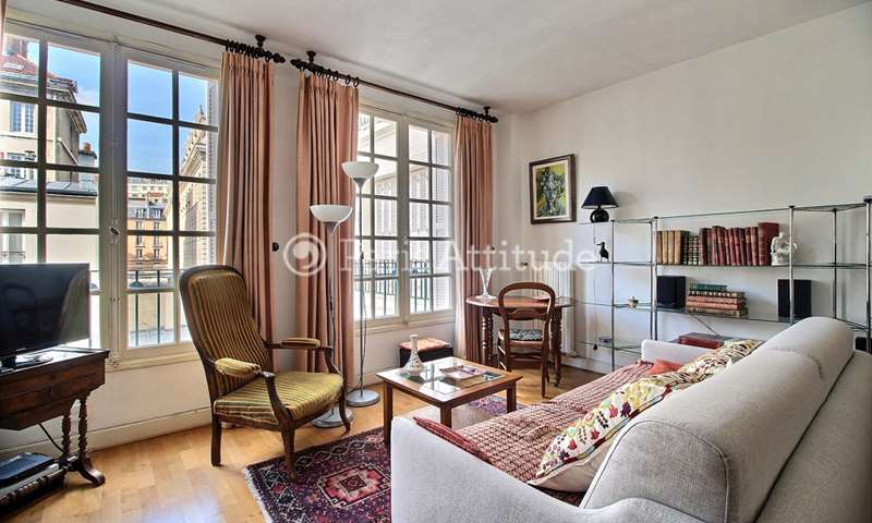 Rent Apartment 1 Bedroom 55m² rue Gracieuse, 5 Paris