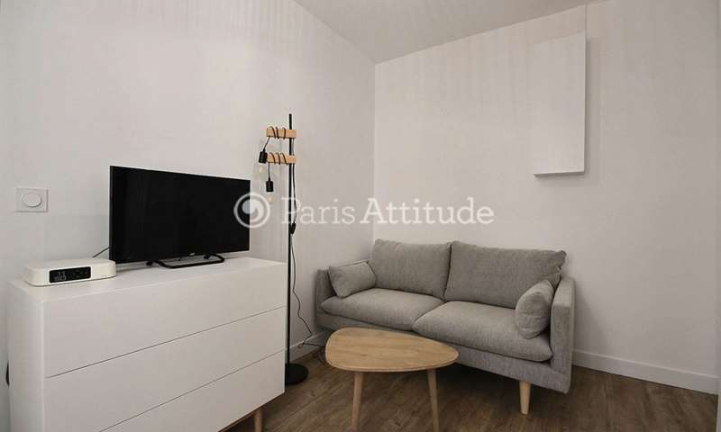 Rent Apartment 1 Bedroom 20m² rue Mercoeur, 75011 Paris