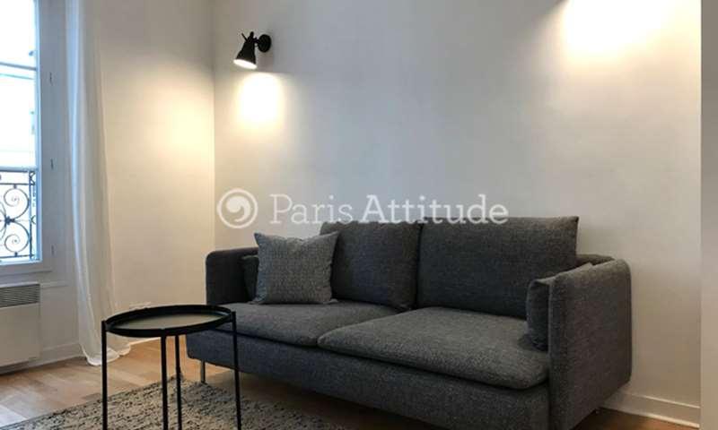 Aluguel Apartamento 1 quarto 34m² rue Haxo, 75020 Paris
