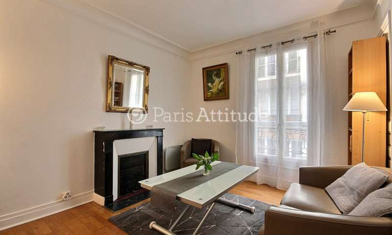 Rent Apartment 1 Bedroom 26m² rue Troyon, 75017 Paris