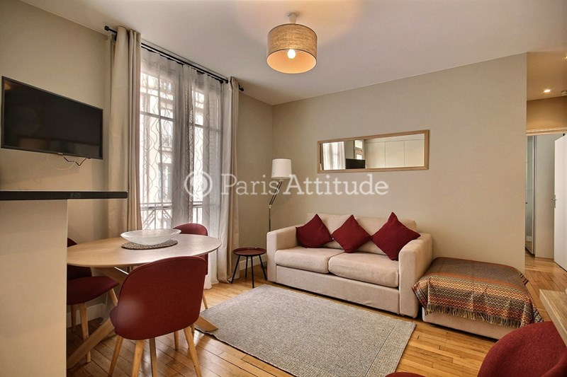 Rent Apartment 1 Bedroom 42m² square Jouvenet, 75016 Paris