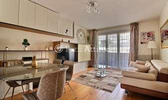 Rent Apartment 2 Bedrooms 66m² rue Jonquoy, 14 Paris