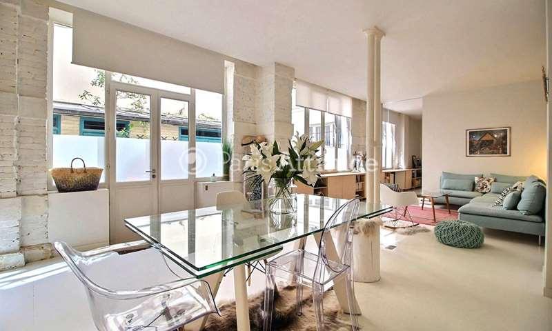 Location Appartement 2 Chambres 91m² rue du Temple, 3 Paris