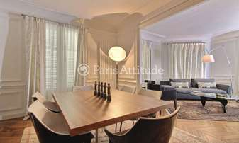 Rent Apartment 2 Bedrooms 112m² rue Chalgrin, 16 Paris