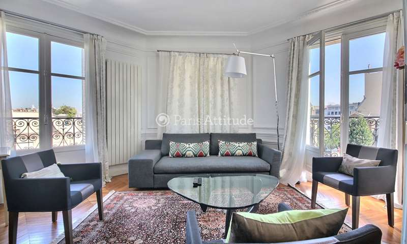 Rent Apartment 2 Bedrooms 112m² rue Chalgrin, 75016 Paris