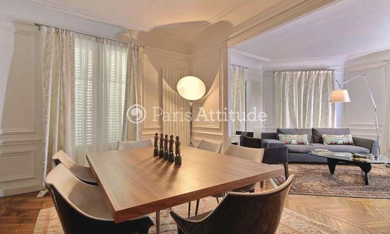 Rent Apartment 2 Bedroom 112m² rue Chalgrin, 75016 Paris