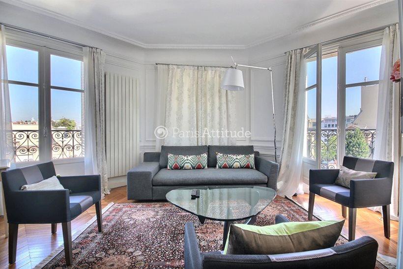 Aluguel Apartamento mobiliado 2 quartos 112m² rue Chalgrin, 75016 Paris
