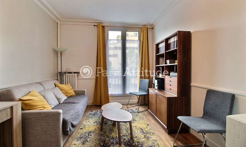 Rent Apartment 1 Bedroom 42m² boulevard Victor, 75015 Paris