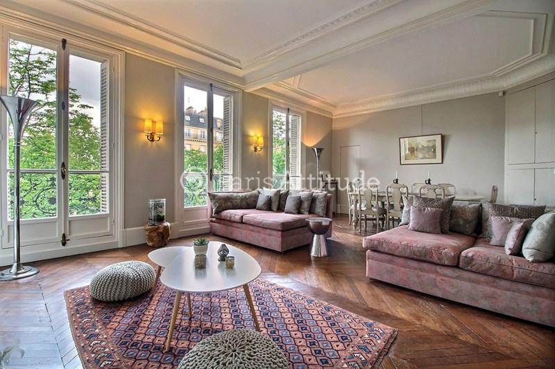 Rent Apartment 3 Bedroom 140m² avenue de l Observatoire, 75014 Paris