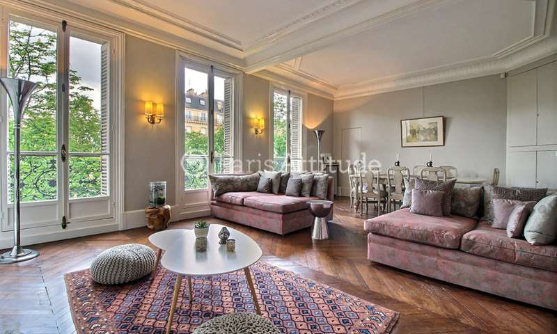 Rent Apartment 3 Bedrooms 140m² avenue de l Observatoire, 14 Paris