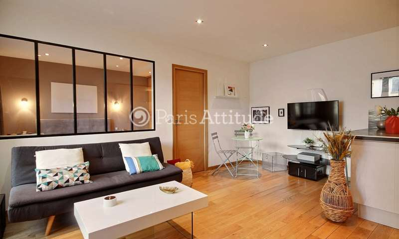 Rent Apartment 2 Bedroom 47m² rue Jean Jaures, 92800 Puteaux