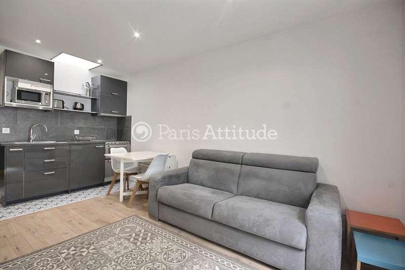 Louer Appartement meublé Studio 24m² rue Ponthieu, 75008 Paris