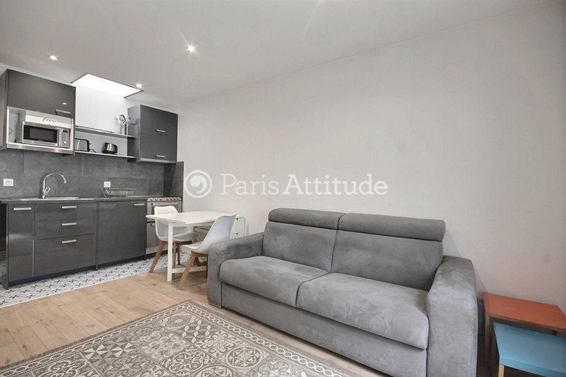 Aluguel Apartamento mobiliado Quitinete 24m² rue Ponthieu, 75008 Paris