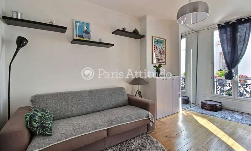 Rent Apartment Studio 20m² rue Rochebrune, 75011 Paris