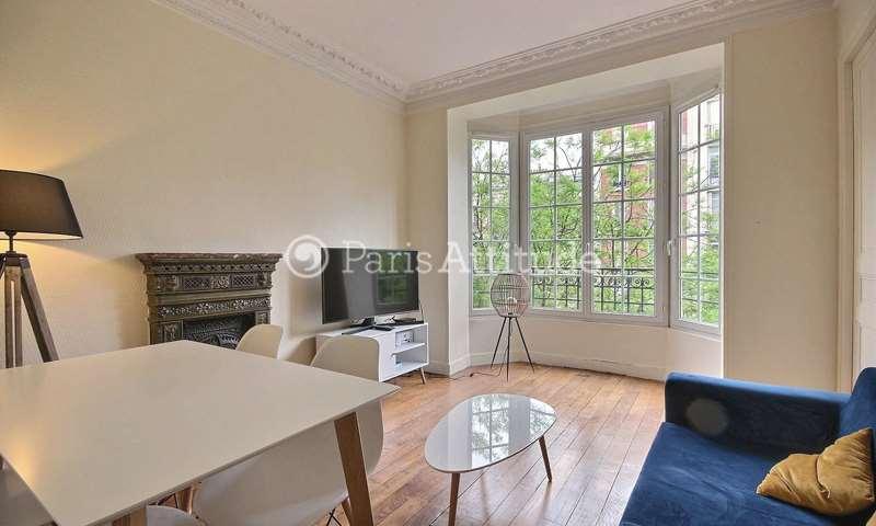 Rent Apartment 2 Bedroom 47m² avenue de Versailles, 75016 Paris