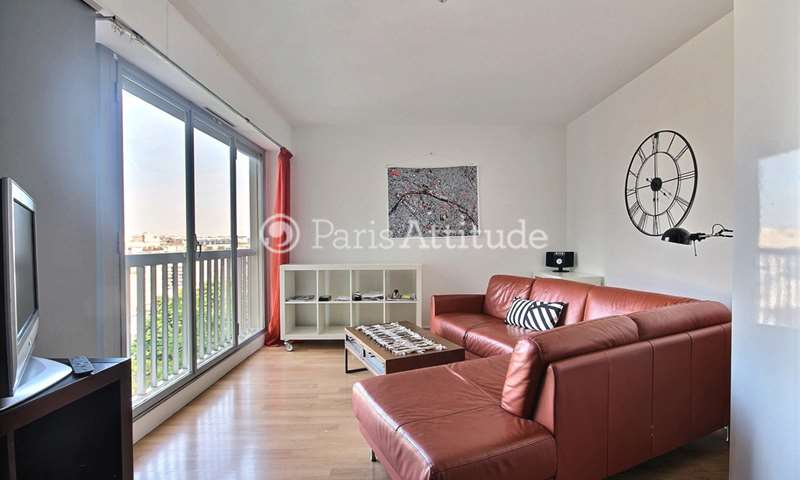 Rent Apartment Alcove Studio 34m² rue de Charonne, 75011 Paris