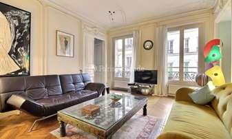 Rent Apartment 2 Bedrooms 100m² rue Beranger, 3 Paris