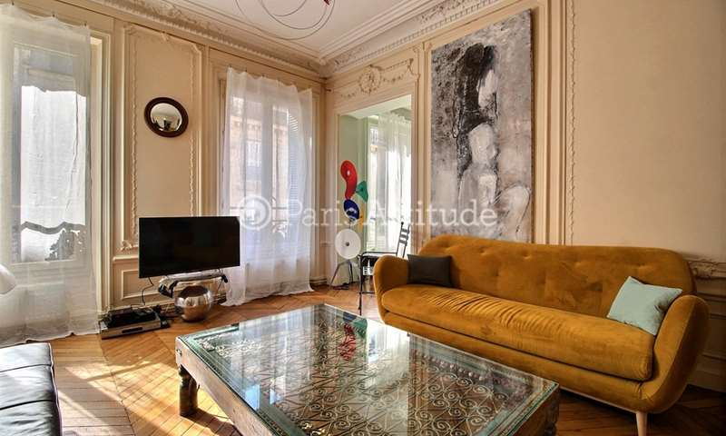 Rent Apartment 2 Bedroom 100m² rue Beranger, 75003 Paris
