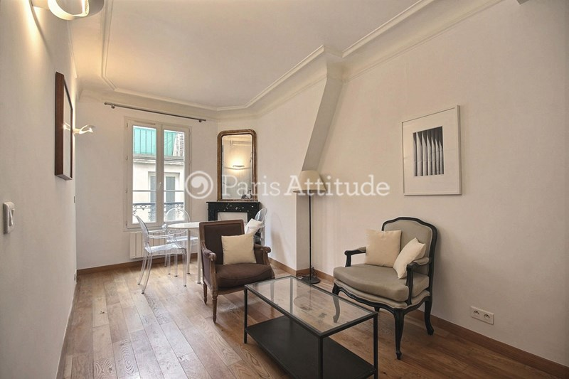 Location Appartement 2 Chambres 47m² rue Fustel de Coulanges, 75005 Paris