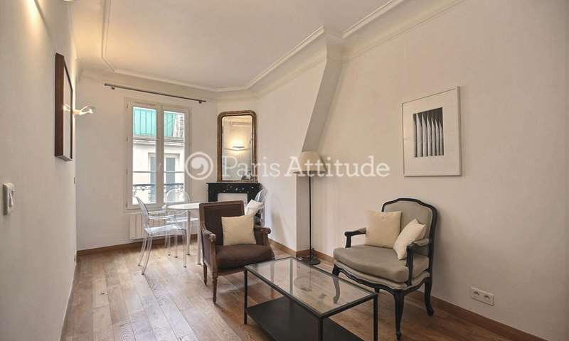 Rent Apartment 2 Bedroom 47m² rue Fustel de Coulanges, 75005 Paris