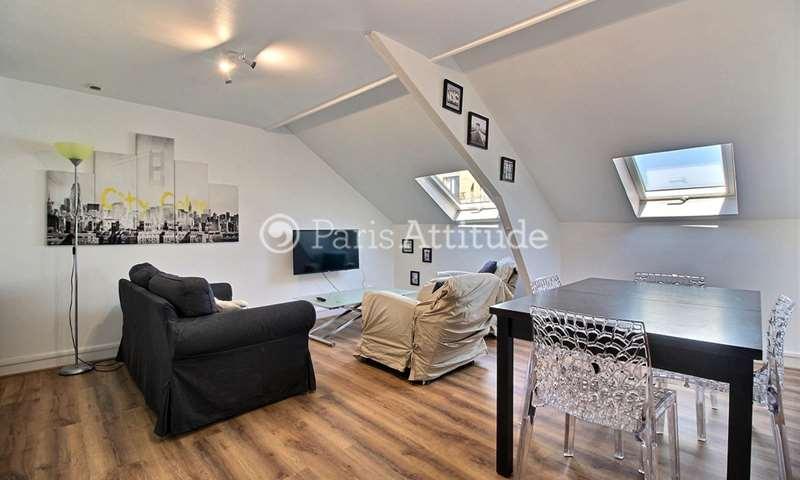 Location Appartement 3 Chambres 60m² avenue Marceau, 92400 Courbevoie
