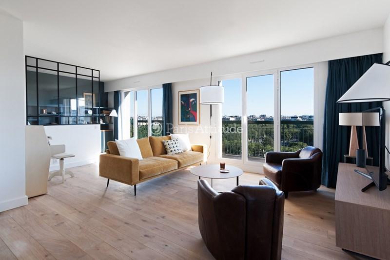 Location Duplex 3 Chambres 120m² boulevard Edgar Quinet, 75014 Paris
