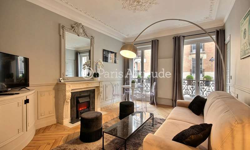 Rent Apartment 2 Bedrooms 60m² rue de l Abbe Gregoire, 6 Paris