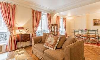 Rent Apartment 1 Bedroom 72m² avenue Kleber, 16 Paris