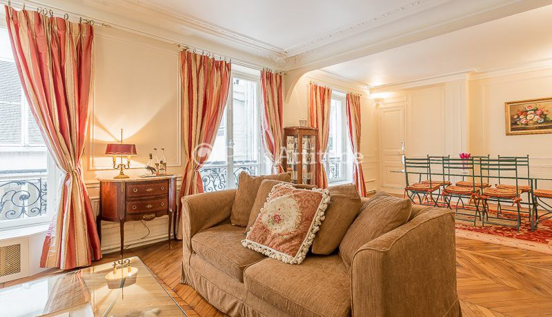 Location Appartement 1 Chambre 72m² avenue Kleber, 75016 Paris