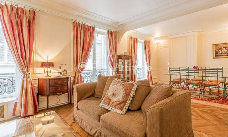 Rent Apartment 1 Bedroom 72m² avenue Kleber, 16 Paris