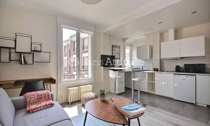 Location Appartement Studio 22m² rue Barbes, 92300 Levallois Perret