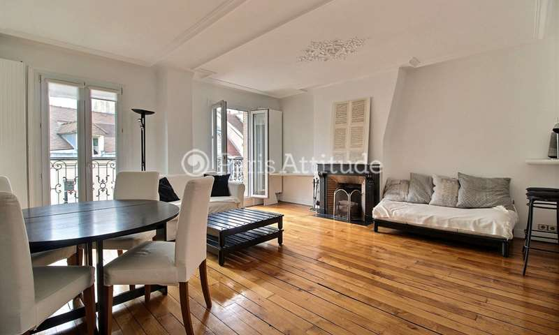 Rent Apartment 1 Bedroom 66m² rue Frederic Sauton, 75005 Paris